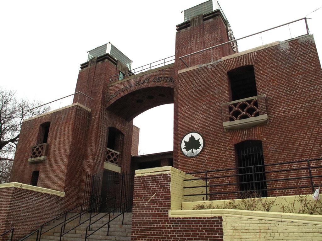 Crotona Play Center Crotona Park The Bronx New York City Flickr