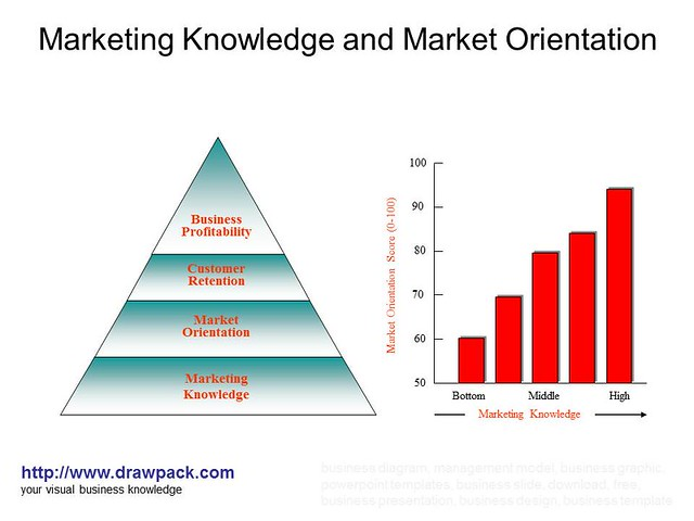 Difference Between Marketing Orientation & Market Oriented