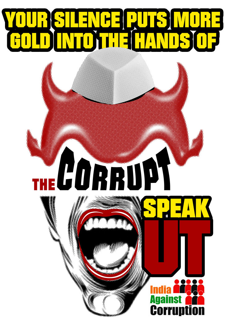 INDIA AGAINST CORRUPTION | to know more about the movement ...