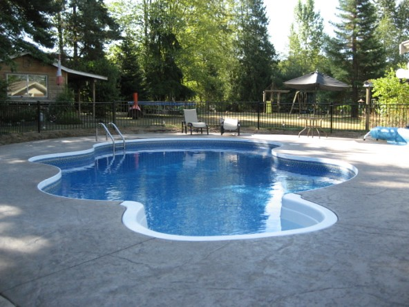 Vastec Coping For Vinyl Liner Pools Pools Built By