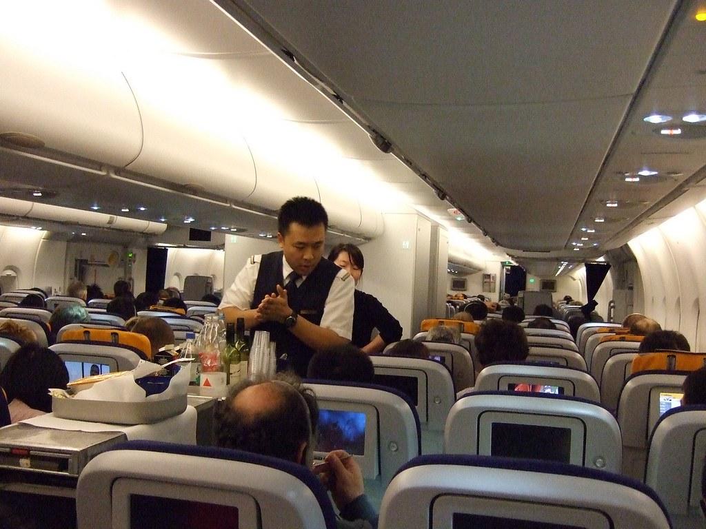 Lufthansa A380 Inside Chinaoffseason Com This Photo Was
