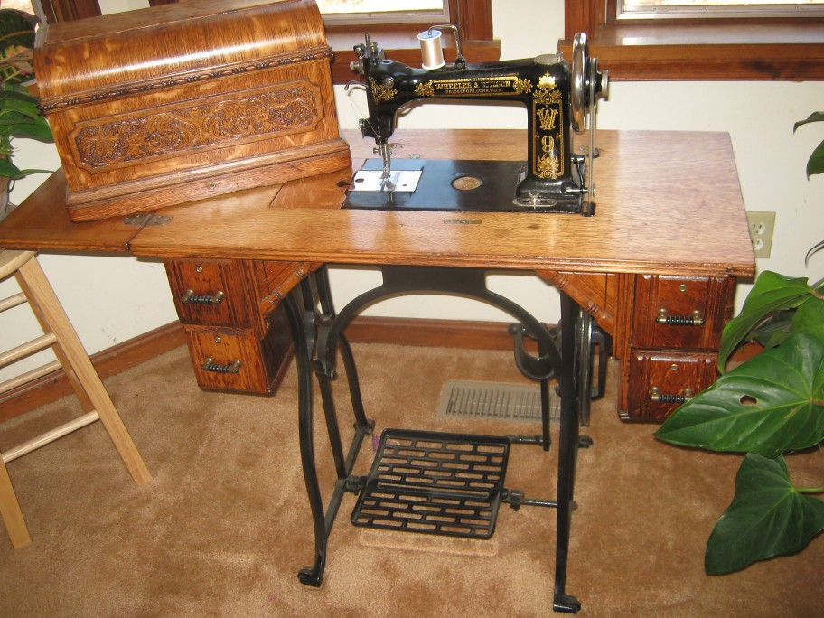 new wilson sewing machine