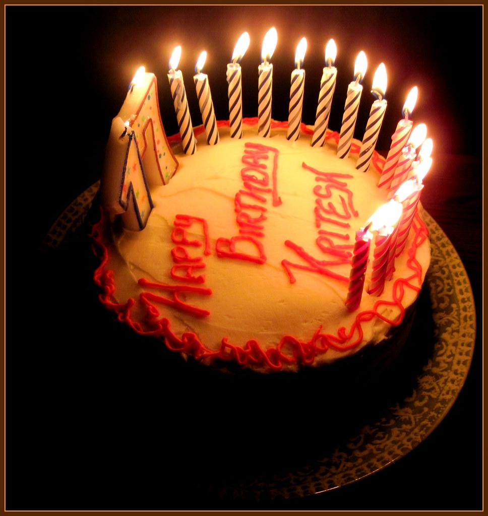 Birthday Cake Paul Mccartney