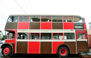 and speaking of double decker buses | by girlhula
