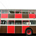 and speaking of double decker buses