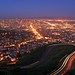 San Francisco from Twin Peaks after Sunset