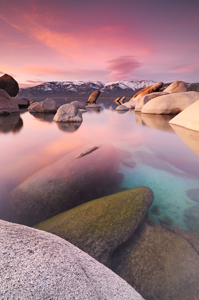 Breathless Sand Harbor State Park Lake Tahoe My