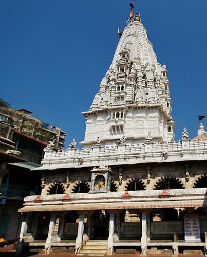 Babulnath Temple Mumbai Flickr Photo Sharing