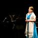 mezzo-soprano Bernarda Fink