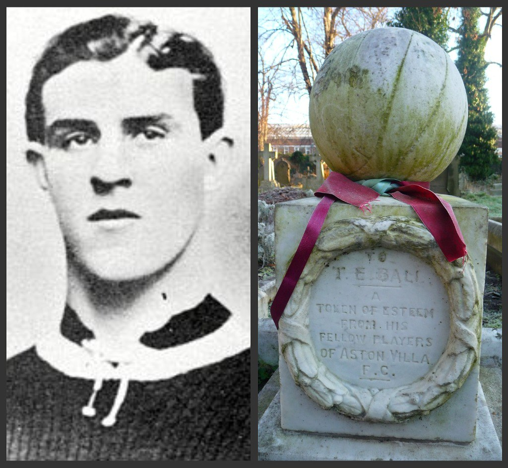 Man Killed In Harlesden Church Road Street Shooting: Tommy Ball,Villa Player Murdered In 1923