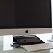"""Office Workstation - 27"""" iMac with iPad - 1"""