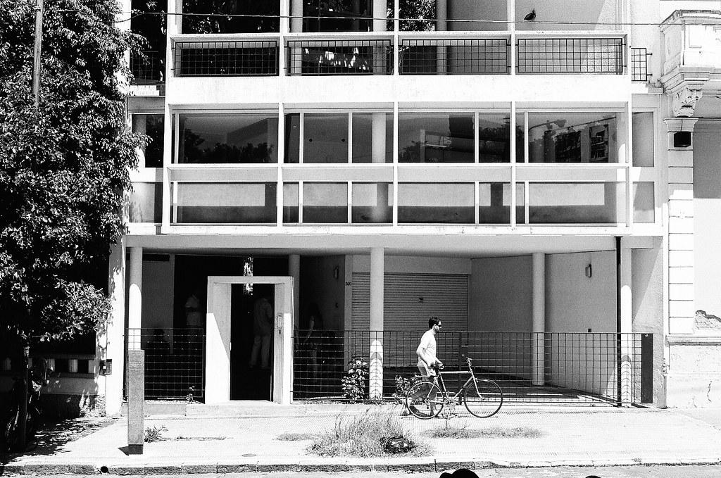 Casa curuchet le corbusier le corbusier la plata 1949 - Casas de le corbusier ...