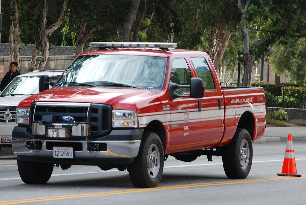 LOS ANGELES FIRE DEPARTMENT LAFD URBAN SEARCH