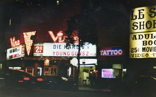 HOLLYWOOD September 1992 VINE THEATRE | by Mister Reel