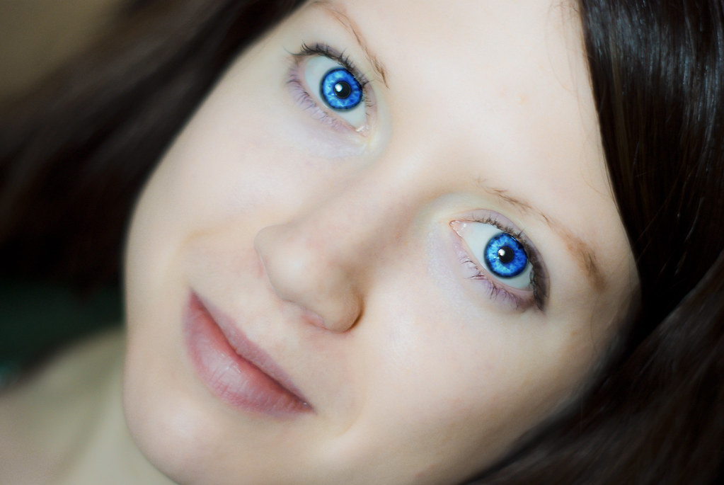 Sapphire Color Eyes Sapphire Eyes