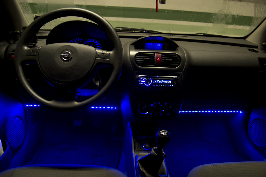 Interior opel corsa c josep t g flickr for Interior opel corsa