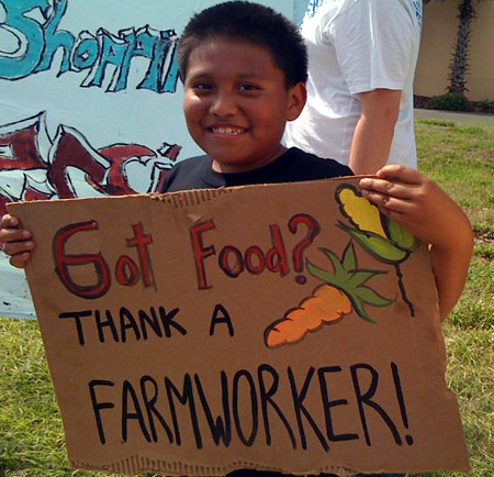 Thank a farm worker! | by National Farm Worker Ministry