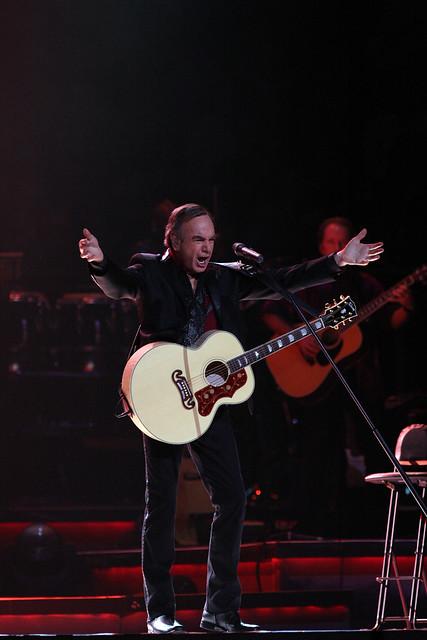 Neil Diamond Love On The Rocks Mp