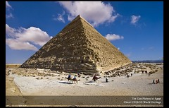The Giza Plateau in Egypt Client UNESCO World Heritage