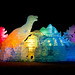 Colorful Dinosaurs of Sapporo