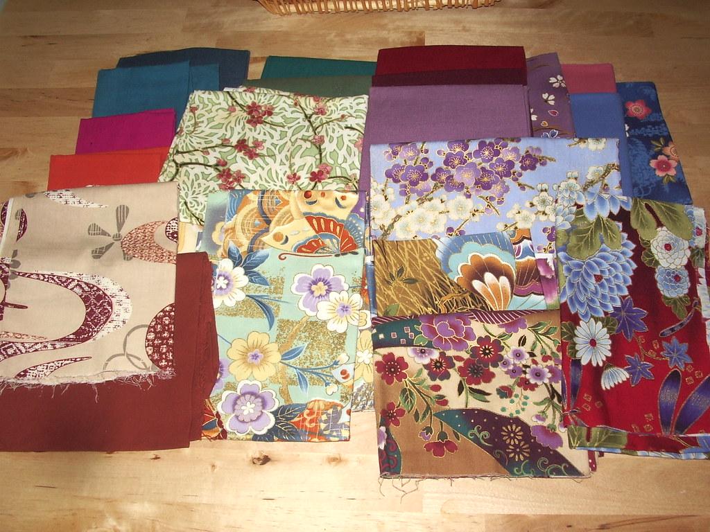 Oriental Quilting Fabric Oriental Lantern Quilt Fabrics