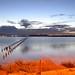 Saltern pond
