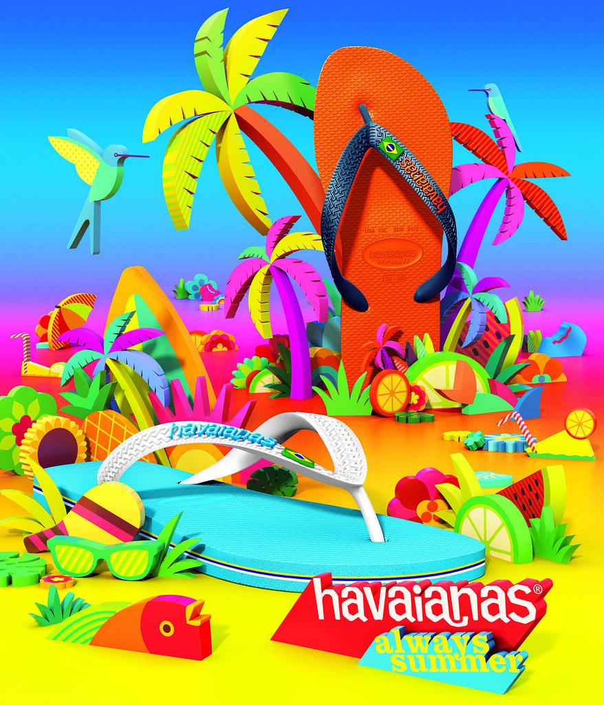 Havaianas Always Summer 2011