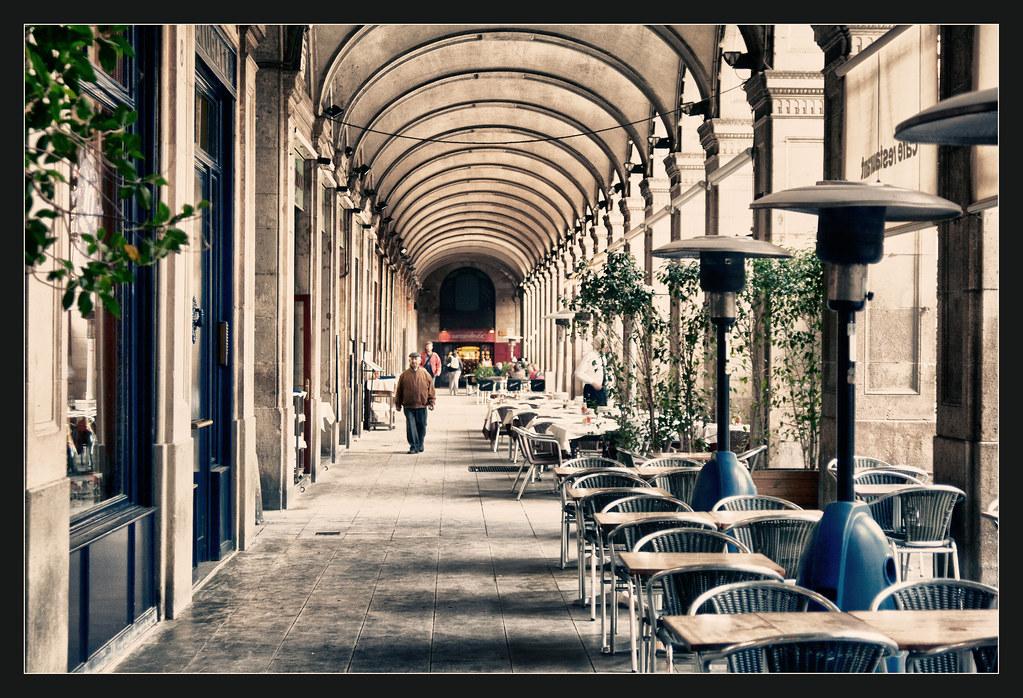 Barcelona cafes
