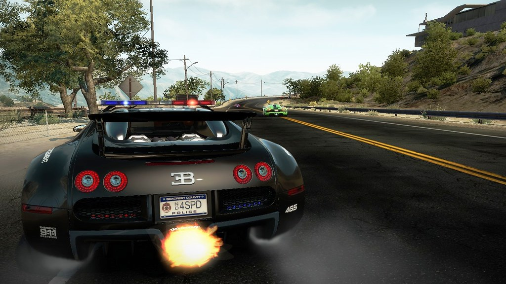 bugatti veyron 16 4 interceptor need for speed hot pursuit flickr. Black Bedroom Furniture Sets. Home Design Ideas