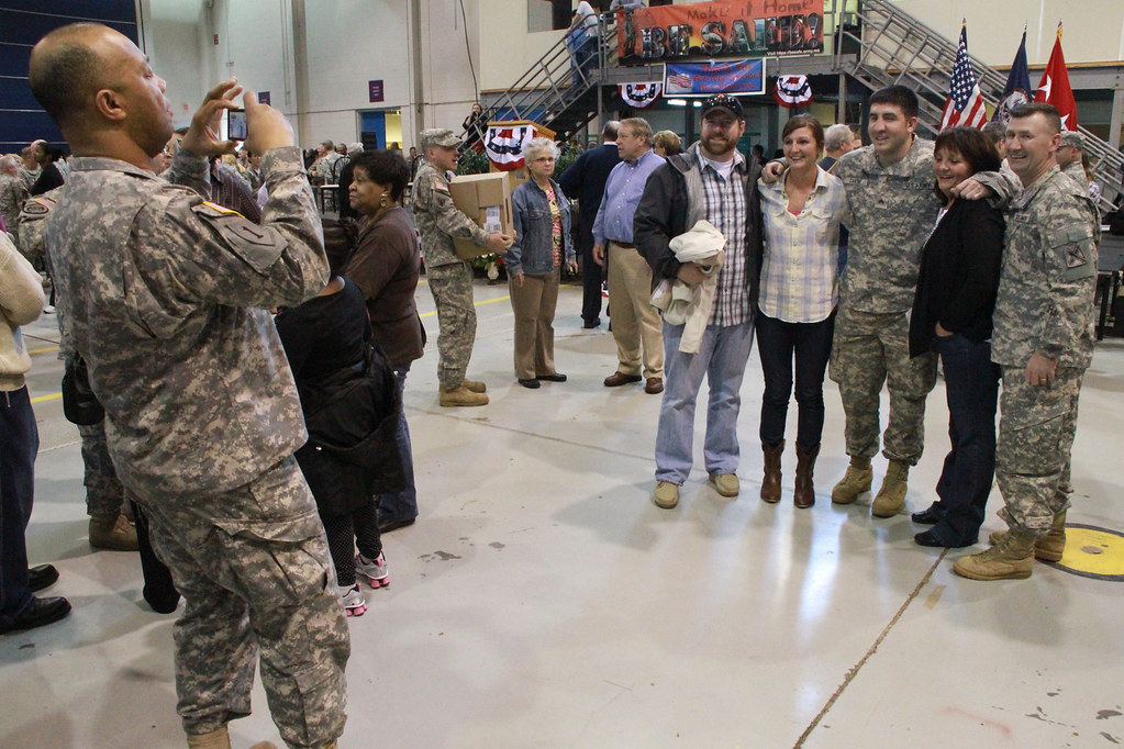 Departure ceremony held for Sandston-based Virginia Guard ...