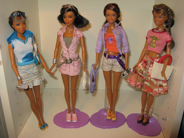 barbie fashion fever kayla