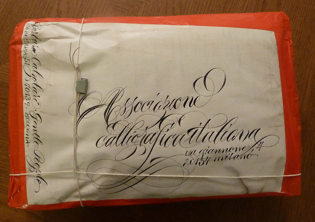 Box For Italian Calligraphy Association Flickr Photo