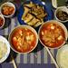 A Korean Mushroom Meal