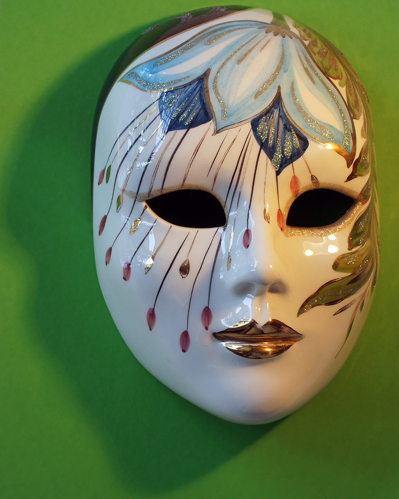 Decorative Mask | Myst...