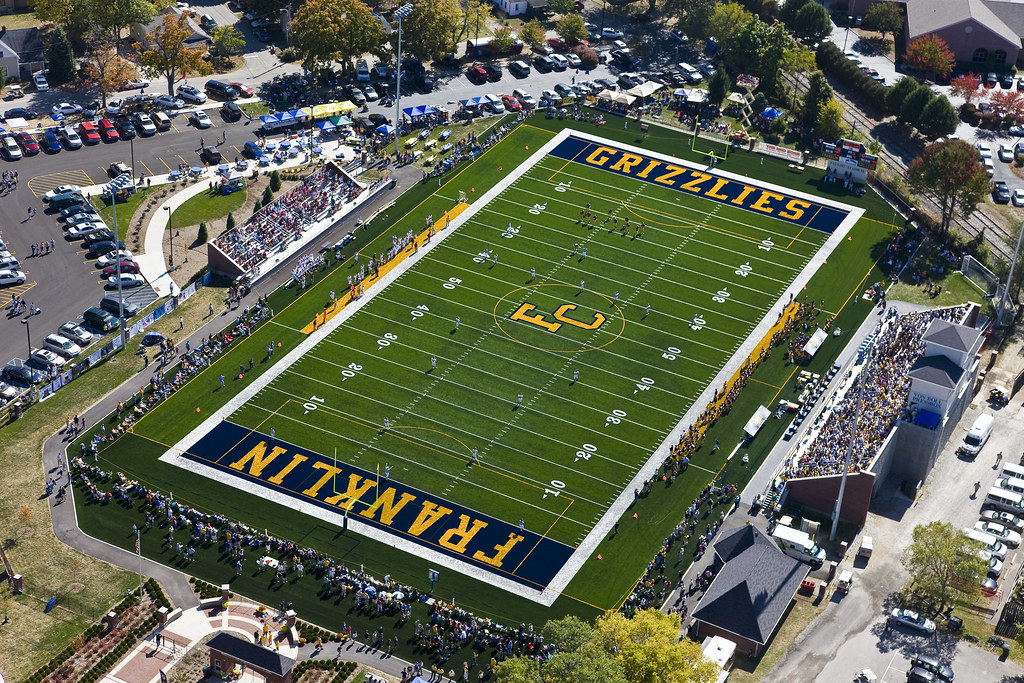 Franklin College Indiana >> Franklin College | Turf: GameDay Grass 3D with astroflect ...