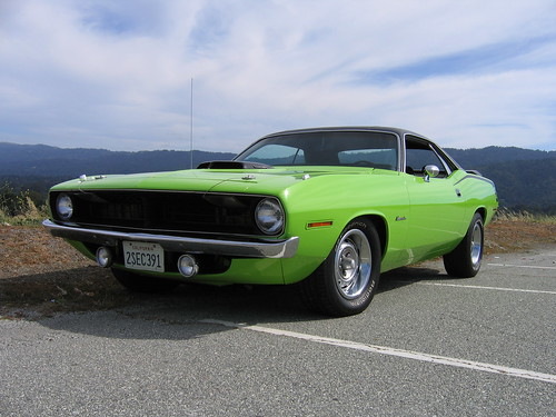 1970 Plymouth 'Cuda | by jankertown