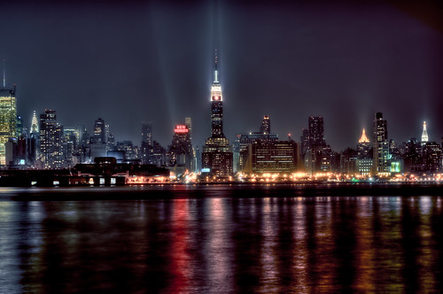New York City | by mudpig