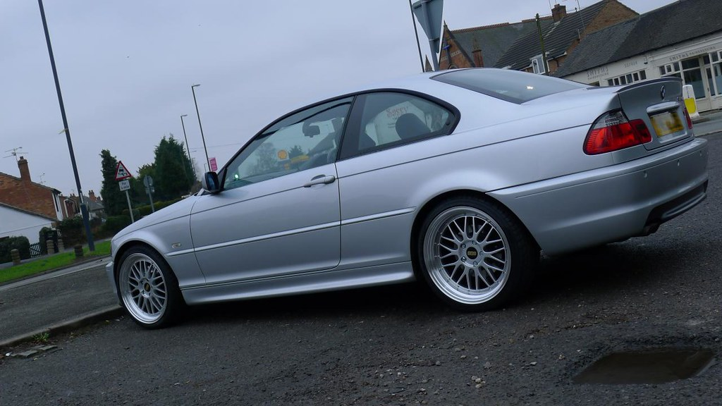 BMW Ci With BBS Dal Singh Flickr Flickr - Bmw 325ci 2000
