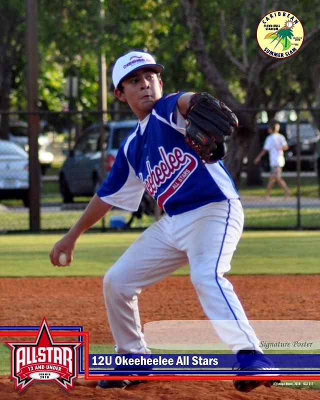 Image Miami Little League Baseball Signature Poster   Flickr