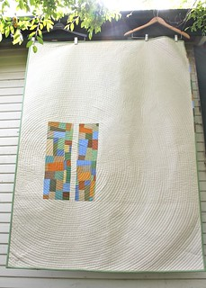 Kona Solids Challenge Quilt | by alissahcarlton