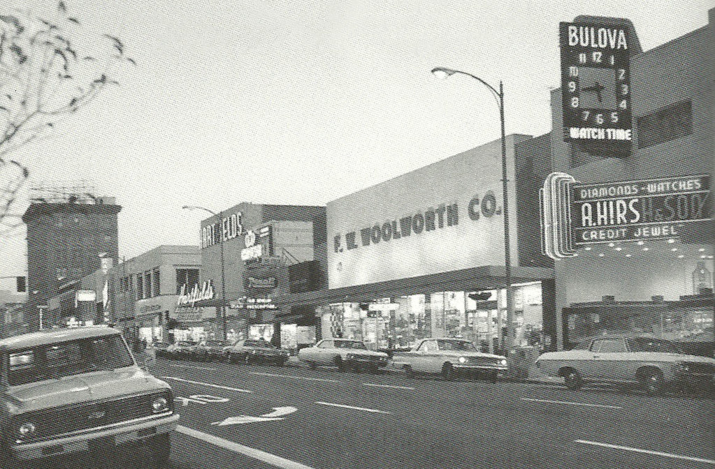 Downtown San Jose In The 1970s From A Book I Recently