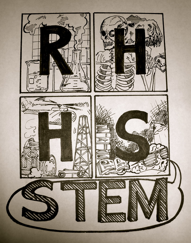 River Hill Science Olympiad T Shirt Design Just A Sample