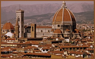 Beautiful Florence is Framed. | by Sunciti _ Sundaram's Images + Messages