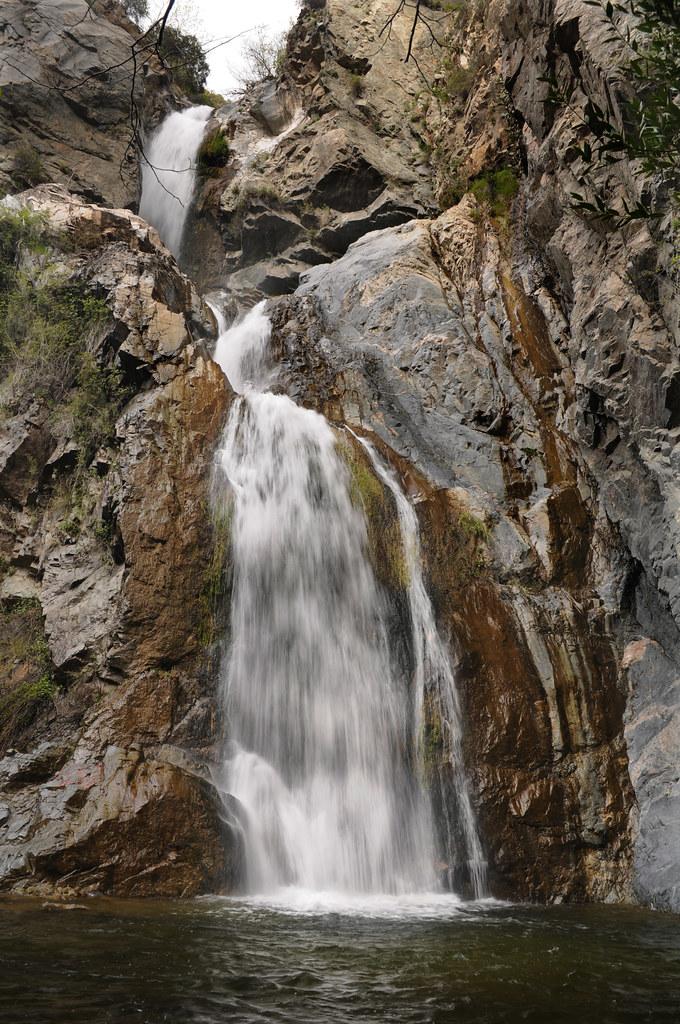 Fish creek falls san gabriel mountains 2 fish creek for Fish creek falls