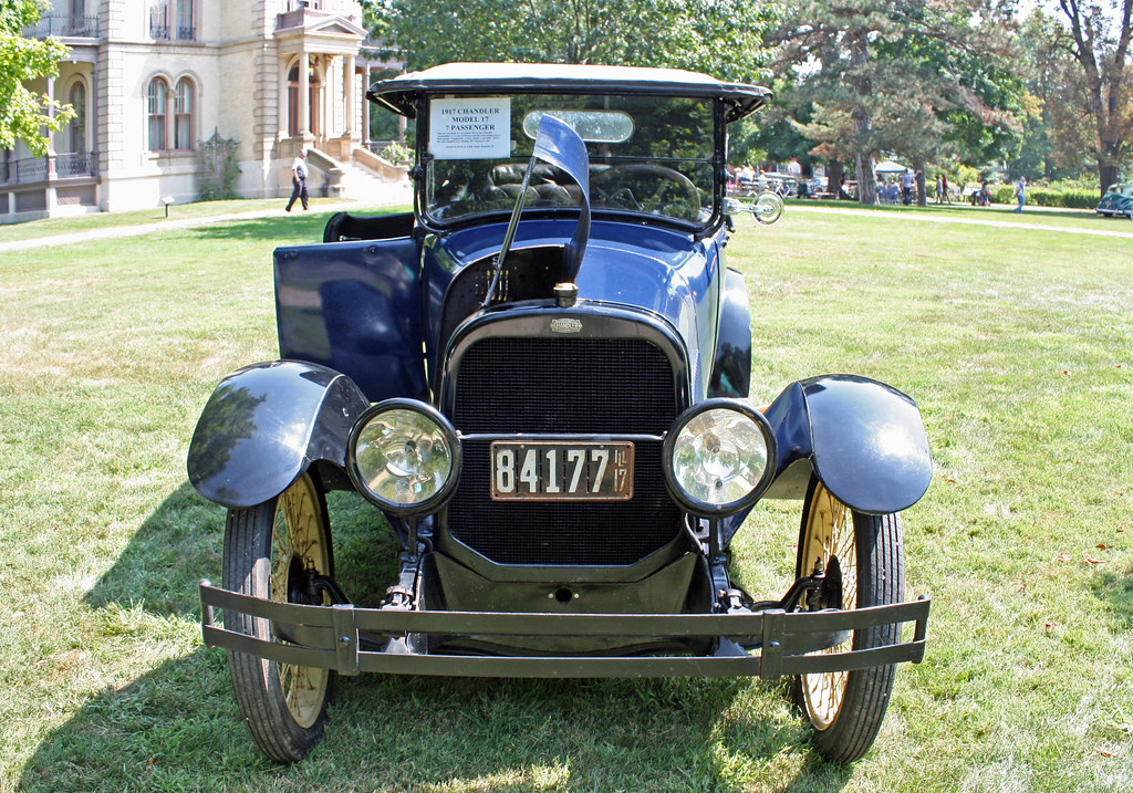 What Model Is My Car >> 1917 Chandler Model 17 7-Passenger Touring Car (1 of 7)   Flickr
