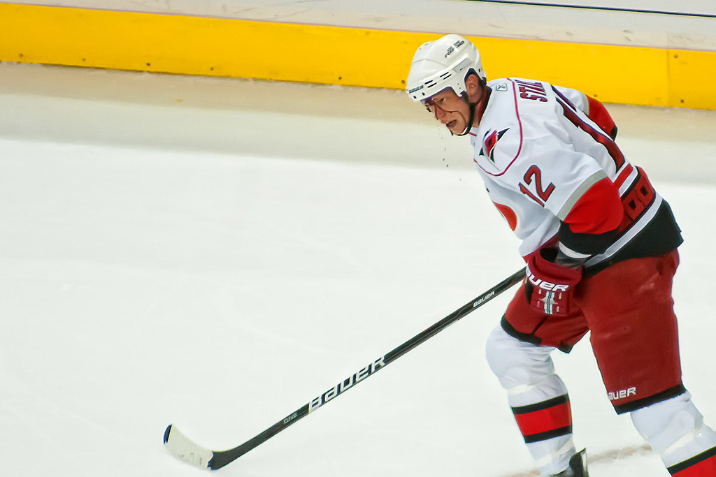 eric staal blood washington dc march 29