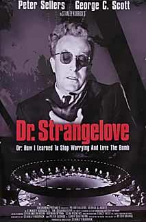 Cartel Dr. Strangelove