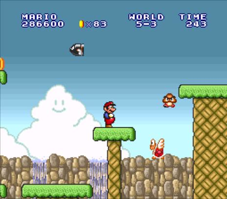 super mario all stars rom apk