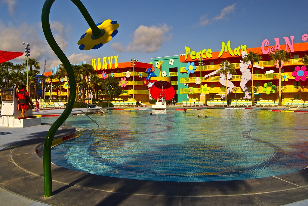 Disney Resort Hotels Orlando