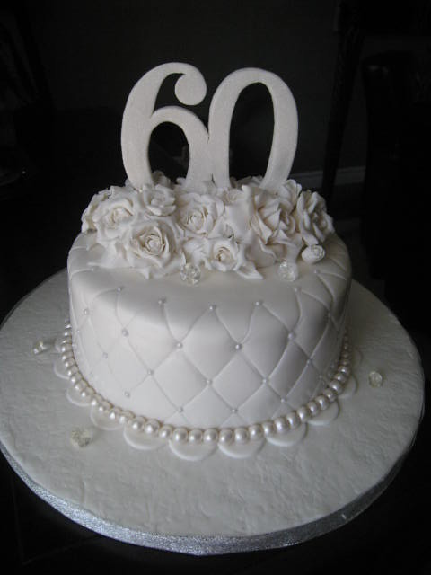 Diamond Shaped Cake Designs
